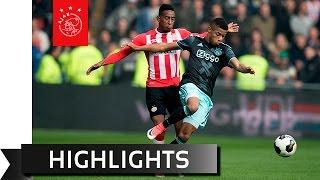 Highlights PSV - Ajax