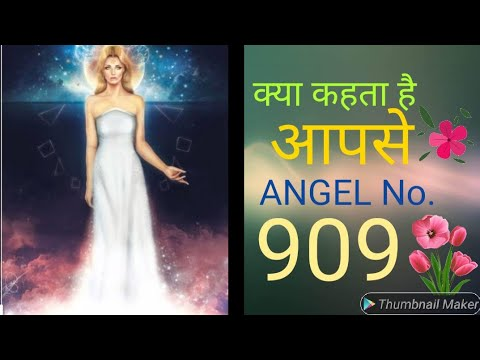ANGEL No.    909 (  हिन्दी )...... Divine Message For You