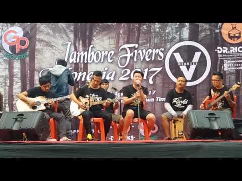 Five Minutes - cinta untuk kita (sound check)