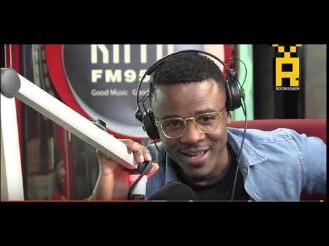 ALIKIBA Radio FULL Interview on KayaFM Radio South Africa  SHOOOOSH EXCLUSIVE
