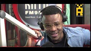Alikiba Live on KayaFM South Africa | SHOoOoSH! EXCLUSIVE