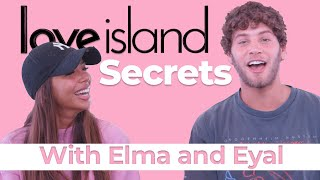 Elma reveals what Maura is like to live with   Love Island secrets with Eyal and Elma