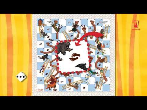 Обзор «Magellan Настольная игра Буратино»
