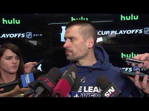Maple Leafs Post-Game: Tomas Plekanec - April 19, 2018