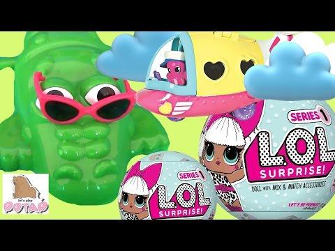 Lol Dolls Видео для Детей   ДЖУНГЛИ ЗОВУТ! Школа Кукол ЛОЛ #Куклы #Пупсики #Мультфильм