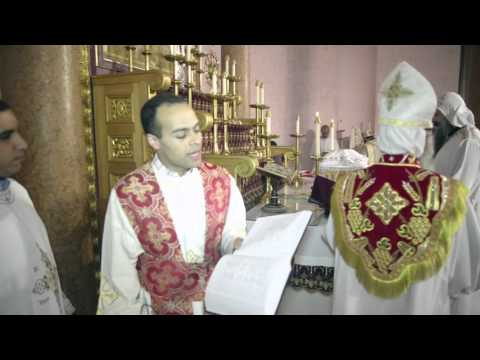 Rite of Ordination to Priesthood: Fr. Gregory Saroufeem for St. Mary & St. Mark COC