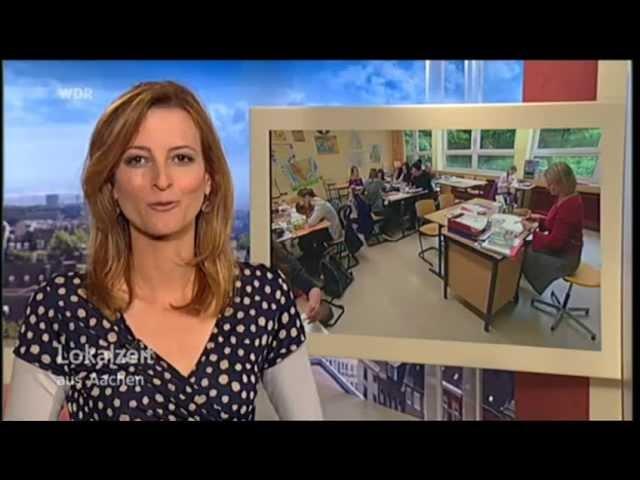 Lokalzeit aus Aachen Alsdorfer Gymnasium unter den Besten 20 Schulen Deutschlands