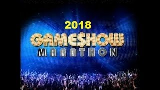 2018 Gameshow Marathon Night 7