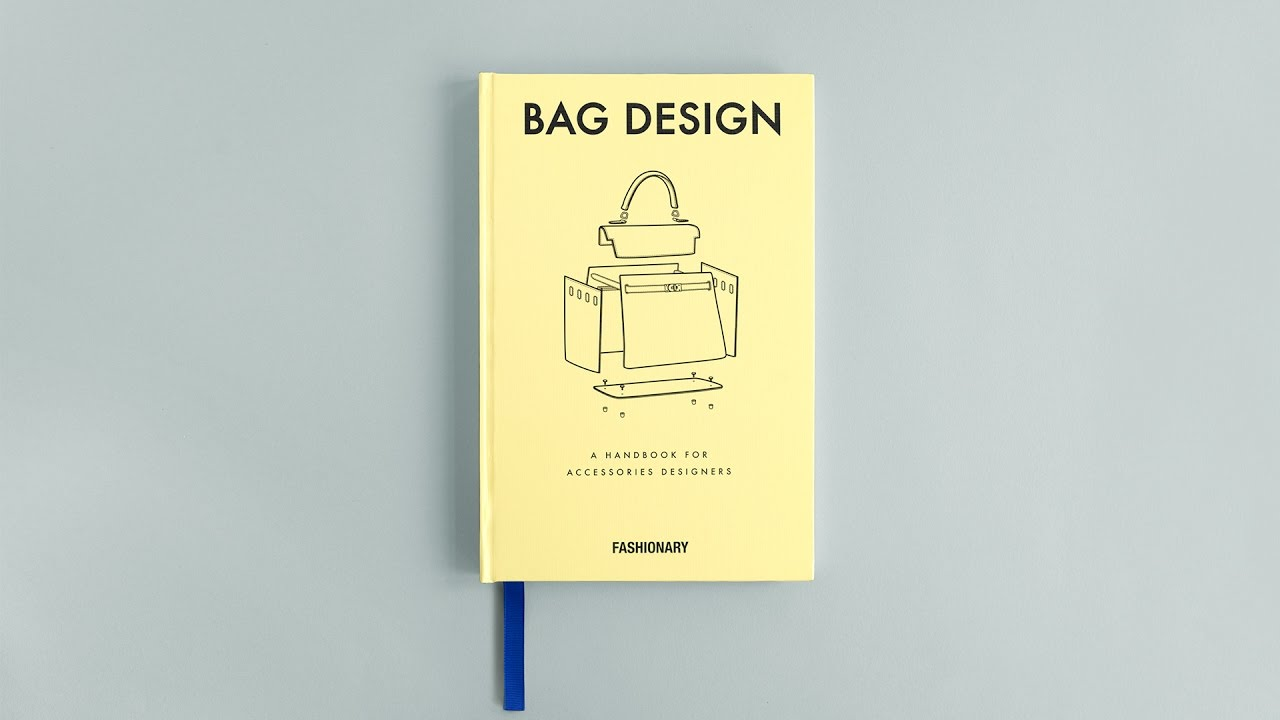 Bag Design Book by Fashionary - YouTube