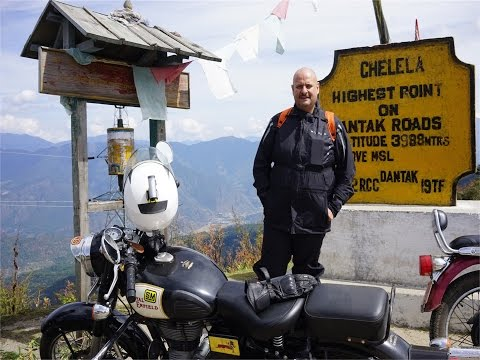 Riding Adventure in Bhutan (HD)