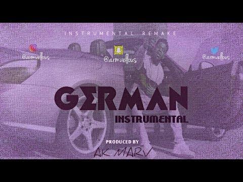 EO - German  Instrumental (Prod. By Ak Marv) | Afroswing Instrumentals 2018