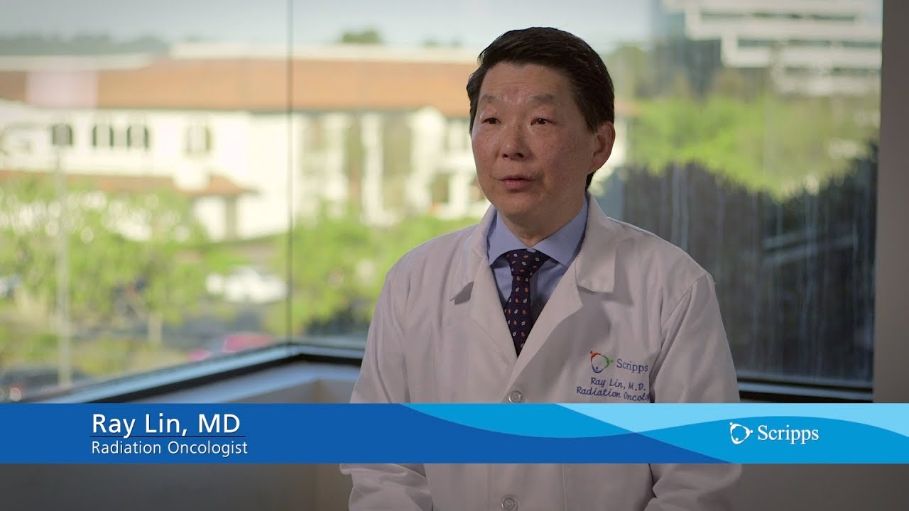 Scripps Health Radiation Oncologist Ray Lin, MD