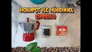 Moka Pot İle Mükemmel Kahvenin Sırrı