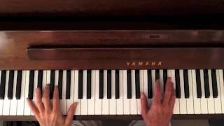Blues Piano Lesson #2 - Glen Rose