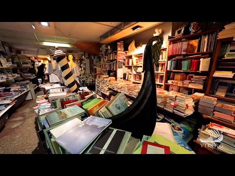 Viking Oceans: Venice's Most Unusual Bookstore