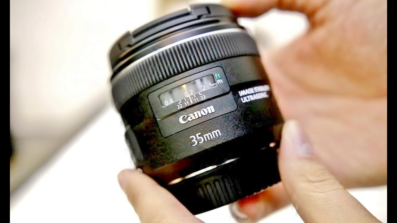 Canon EF 35mm f/2 IS USM lens review with samples (full frame and ...