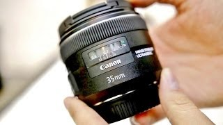 Canon EF 35mm f/2 IS USM lens review with samples (full frame and APS-C)