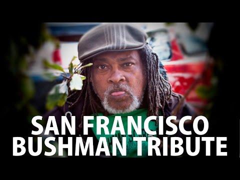 Gregory Jacobs  The San Francisco Bushman Tribute  Ryan Lewis Pranks