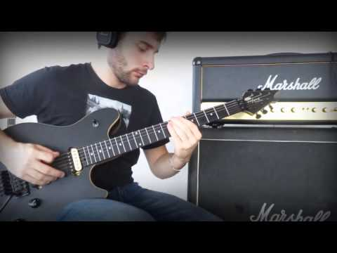 Madhouse  ANTHRAX Guitar  HD