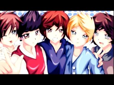 Nightcore - One Direction - They Don't Know About Us - YouTubeOne Direction Over Again Nightcore