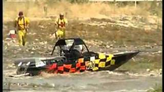 Jet Boat Crash Compilation