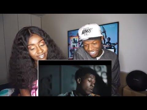 NBA YoungBoy - Genie  | Holly Sdot REACTION