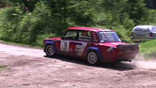 46. Rallye Český Krumlov 2018 | L9 | Bronislav Sobotka - Zdeněk Procházka