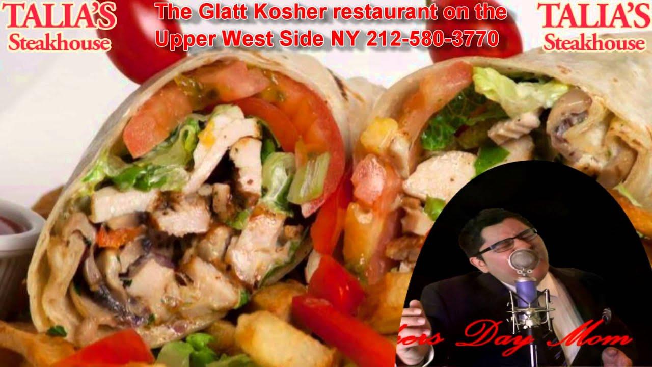 Talia S Steakhouse And Bar Kosher Restaurant Manhattan Nyc