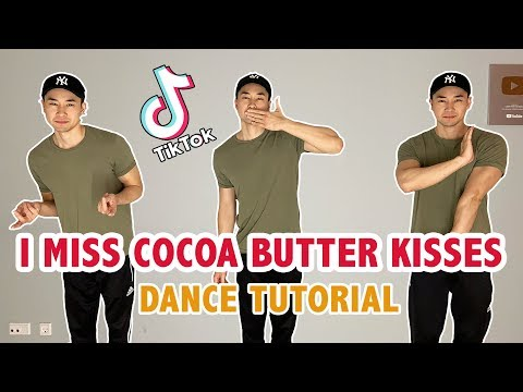 I Miss My Cocoa Butter Kisses TikTok Tutorial | Step By Step Dance Tutorial