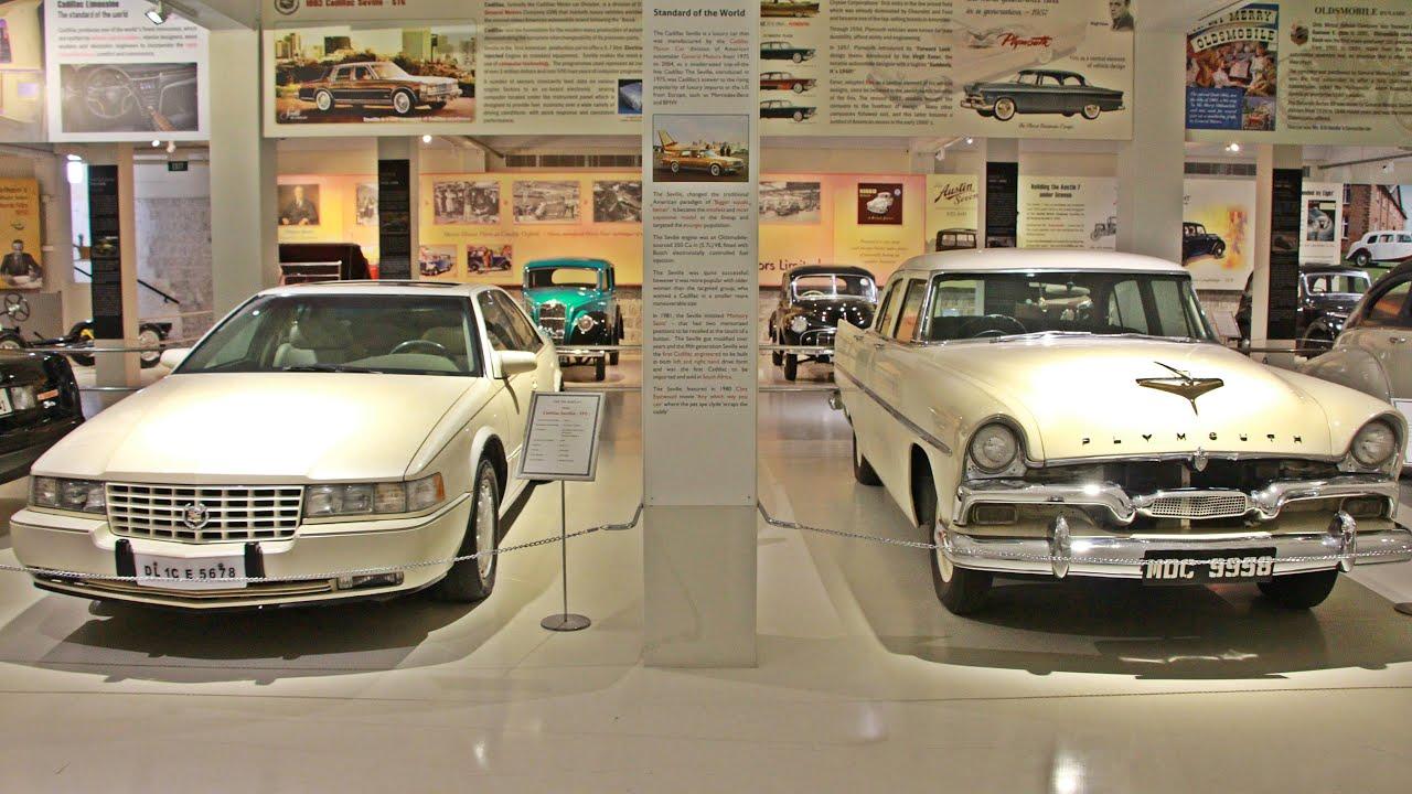 Hidden Gem In Tamil Nadu Gedee Car Museum Coimbatore India Youtube