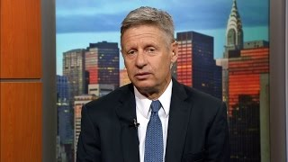 Third Party Candidate Forum: Libertarian Party presidential nominee Gary Johnson (C-SPAN)