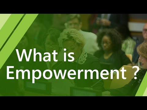 What Is Empowerment | Elements Of Empowerment | Business Terms & Videos | SimplyInfo.net