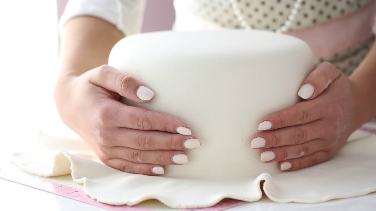 marzipan icing how to use