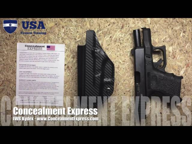 Concealment Express – Holster Review