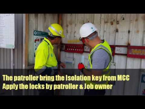 LafargeHolcim Safe work practice  Mechanical Inspector - YouTube