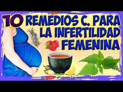 10 Remedios Caseros para la Infertilidad Femenina-Esterilidad Femenina