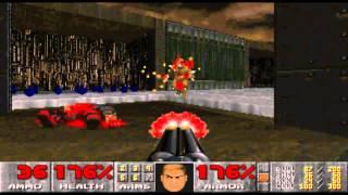 Master levels for Doom II - Catwalk - UV
