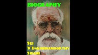 shri v dakshinamoorthy a biography   gomathi sree   rdm studios