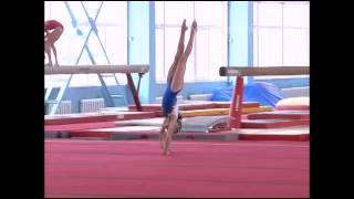 Чемпионат и первенство Кузбасса по гимнастике