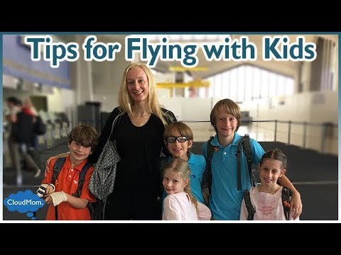 Tips for Flying with Children | CloudMom