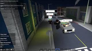 ROBLOX | Polícia estadual Mayflower | Tiro