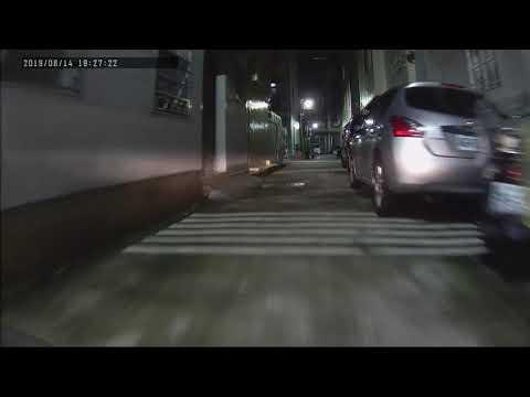 同學巷子騎慢一點好嗎?