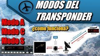 Modos del Transponder SSR