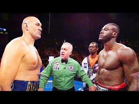Полный бой Тайсон Фьюри vs Деонтей Уайлдер 3. Глухой нокаут