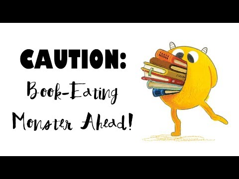 4 Books, 1 Monster, ALL The Fun! Can YOU Catch Him??