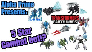 My newest 5 star combat bot! Which ones are the best? Transformers: Earth Wars