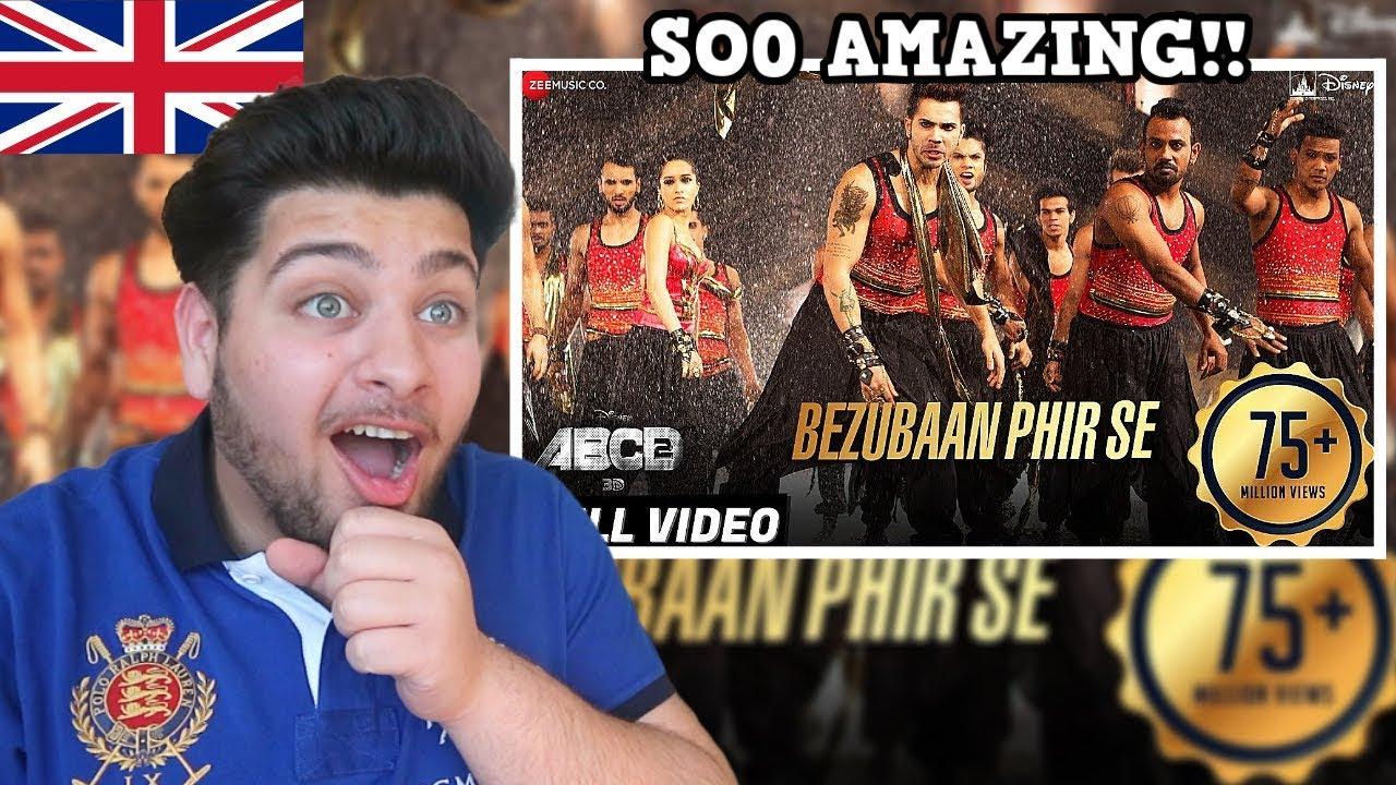 Download Bezubaan Phir Se | Disney's ABCD 2 | Music Video REACTION!