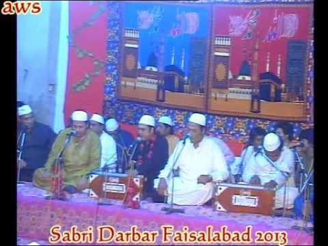 Ustad Rizwan Moazzam Ali Khan(Classical)Salana Urs Mubarak 2013 Sabri Darbar Faisalabad