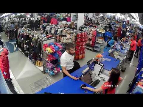 Подозреваемого в краже одежды из магазина ищут в Южно-Сахалинске