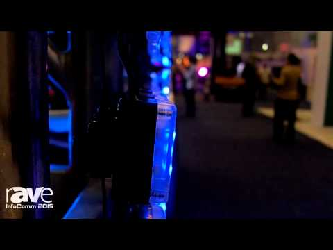 InfoComm 2015: Vteam Features the X-Dot Flexible LED Screens